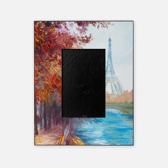 Paris Painting Picture Frame