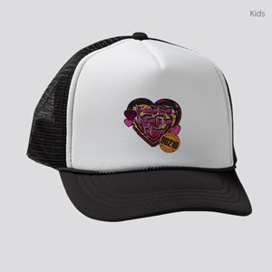 90210 Be in Love Kids Trucker hat