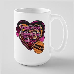 90210 Be in Love 15 oz Ceramic Large Mug