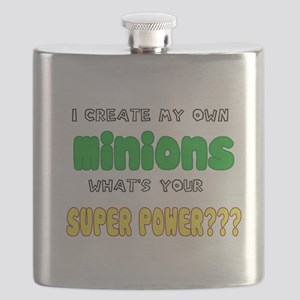 Minion Super Power Flask