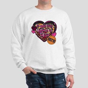 90210 Be in Love Sweatshirt