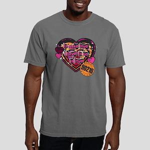 90210 Be in Love Mens Comfort Colors Shirt