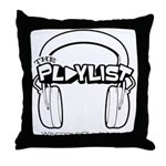 Throw Pillow - The Playlist