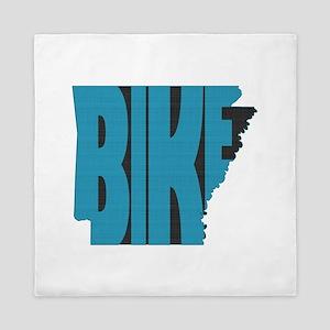 Bike Arkansas Queen Duvet