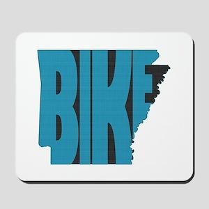 Bike Arkansas Mousepad