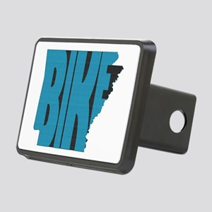 Bike Arkansas Rectangular Hitch Cover