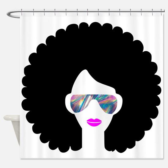 African American Shower Curtains Cafepress