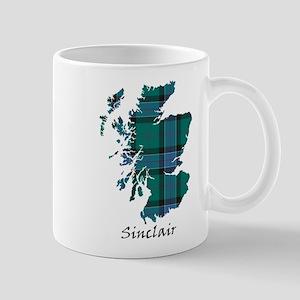 Map-Sinclair hunting Mug
