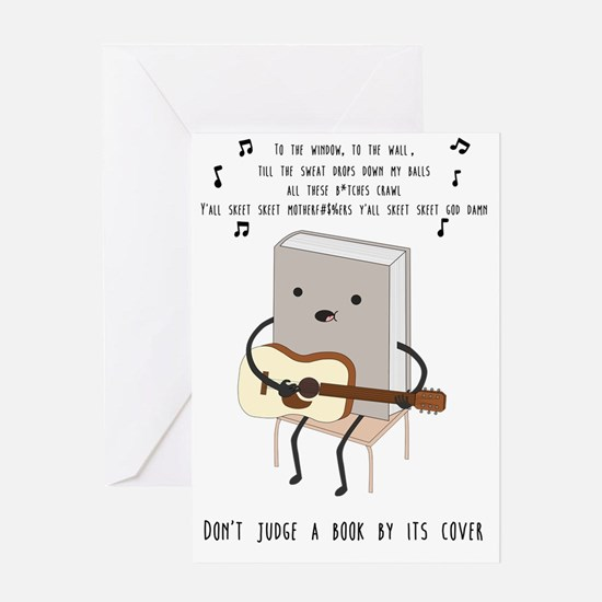 Cute Judge Greeting Card