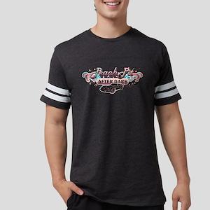 90210 Peach Pit After Dark Mens Football Shirt