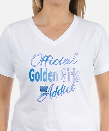 Cute Goldengirlstv Shirt