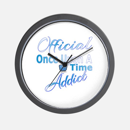 Funny Once upon time Wall Clock
