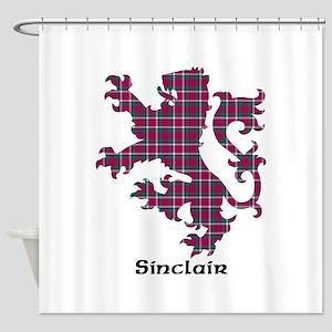Lion - Sinclair Shower Curtain