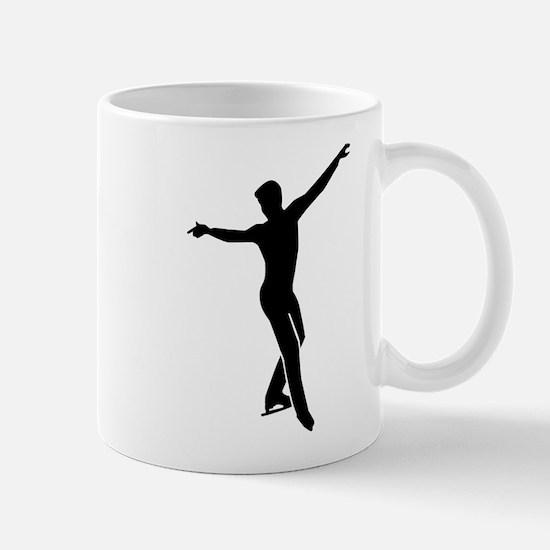 Figure skating man Mug