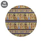 Painted Egyptian Hieroglyphics 3.5
