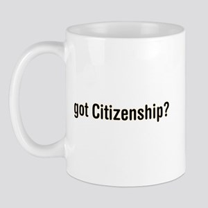 got Citizenship Mug