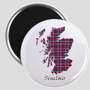 Map - Sinclair Magnet