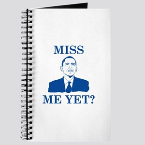 Miss Me Yet? Journal