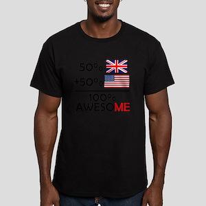 Half British Half American T-Shirt