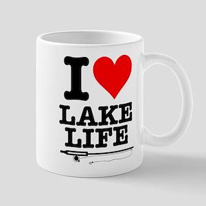 I Heart Lake Life Mug