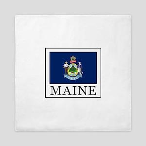 Maine Queen Duvet