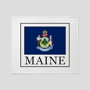 Maine Throw Blanket