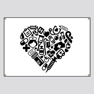 Nurse Heart Banner