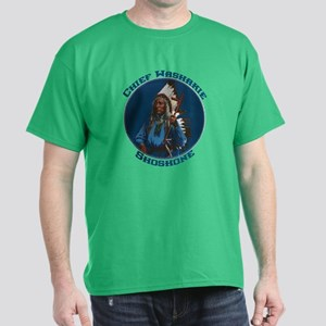 Chief Washakie Shoshone Dark T-Shirt