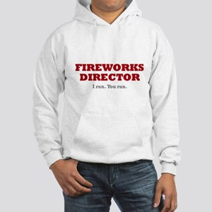 fireworks_director Sweatshirt