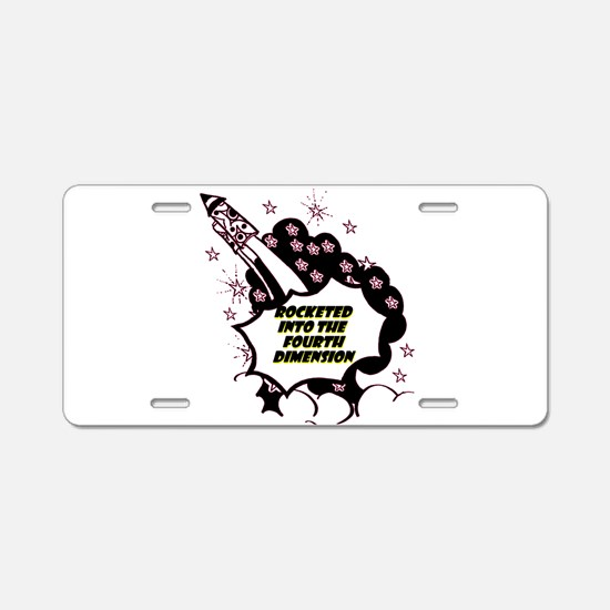 fourth-dimension.png Aluminum License Plate