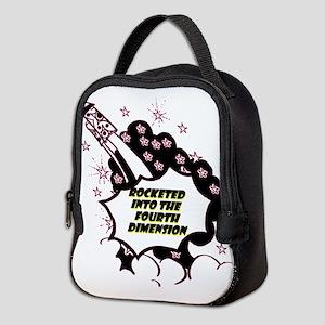 fourth-dimension Neoprene Lunch Bag