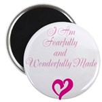 I am fearfully and wonderfully made Magnets