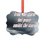 serenity-storm Ornament