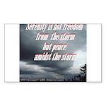 serenity-storm Sticker