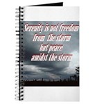 serenity-storm Journal