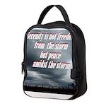 serenity-storm Neoprene Lunch Bag