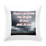 serenity-storm Everyday Pillow