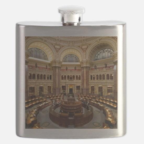 Cute Congress Flask