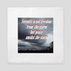 serenity-storm Queen Duvet