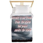 serenity-storm Twin Duvet Cover