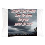 serenity-storm Pillow Case