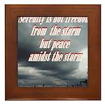 serenity-storm Framed Tile
