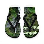 spiritual-principles Flip Flops