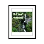 spiritual-principles Framed Panel Print
