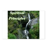 spiritual-principles Postcards (Package of 8)