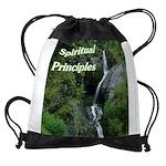 spiritual-principles Drawstring Bag