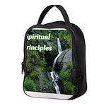 spiritual-principles Neoprene Lunch Bag