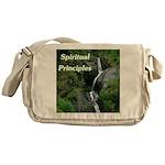spiritual-principles Messenger Bag