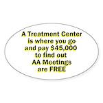 2-meetings-free Sticker