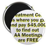 2-meetings-free Magnets